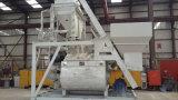Cer ISO bescheinigen Elektromotor-Zwilling-Welle-Betonmischer der Qualitäts-Js1000