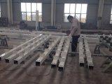Prefab huis-Enige Verdieping met de Steun van Vier Pijler