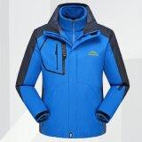 冬の屋外スポーツの防水ウインドブレイカーの男女兼用の完全なジッパーのSnowboadのジャケット