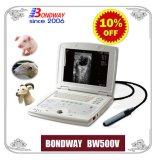 Beweglicher Veterinärultraschall-Scanner für pferdeartiges, Rinder, Schweine, Eckzahn, katzenartiges, usw., nachladbare Batterie, beweglicher Doppler-Ultraschall, Aloka Bcf Ultraschall
