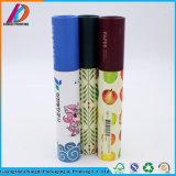 Empaquetado redondo biodegradable del rectángulo de Pencial de la pluma del cilindro de la cartulina
