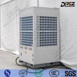 Condicionador de ar central industrial do sistema refrigerando das barracas de Aircon para a barraca do famoso