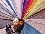 Vendita calda del tessuto multicolore per tappezzeria, tessile domestiche