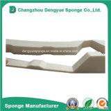Fermeture flexible de mousse d'EVA de haut et bas de panneau de toit