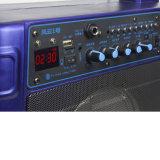 Shinco altoparlante professionale portatile addebitabile di karaoke di Bluetooth di 6.5 pollici
