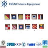 Drapeau de drapeau du drapeau de signalétique personnalisé Drapeau du bateau