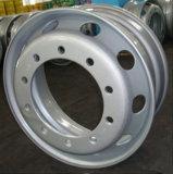 Prezzo basso d'acciaio della rotella 22.5X9.00 22.5X8.25 22.5X11.75 del camion dell'orlo