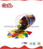 Bloco de padrões / Bloco de construção para brinquedos educativos (CB-ED003-M)