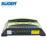 Suoer Controlador Inteligente Controlador de carga solar 12V 24V 20A Controlador Solar (ST-C1220)