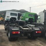 Cabeça do caminhão do trator de Sinotruk HOWO A7 371HP da venda do baixo preço