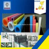 El tubo de espuma de PE de la máquina de extrusión de plástico