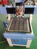 Kleine Columned CNC van het Koper Machine van de Gravure 400mm*400mm