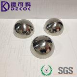 RoHS esferas de aço de baixo carbono de 19mm a hemisfério da cavidade do aço inoxidável de 200 milímetros