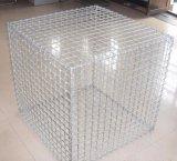 電流を通された六角形の金網Gabion/Gabionボックス