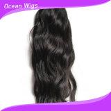 Tecelagem não processada superior do cabelo da onda do espanhol de Filipno do Virgin da qualidade 100% da classe 8A (w-114)