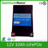 Haute qualité 12V 10Ah Batterie LiFePO4 pour Flash Light