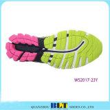 Nouvelle arrivée, les femmes des chaussures de course