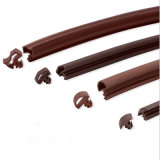 EPDM Silicone Strip Seal Rubber Edge Trim for Wooden Door