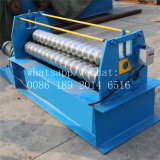 El panel esmaltado azulejo automático de la azotea que curva la máquina