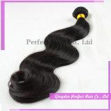 工場卸し売り上のブラジルのバージンのRemyボディ波の毛の織り方