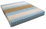 枕上の小型のスプリング入りマットレス(010)
