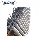 Os fornecedores de aço girando o rolo transportador de usinagem CNC