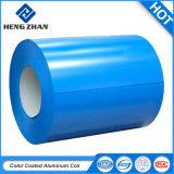 輸出市場のためのPE/PVDFのカラーによって塗られるアルミニウムコイル