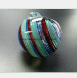 3.74 Zoll Farben-Filter-Tabak-Glaswasser-Rohr-