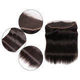 Одиночный завязывая Toupee женщин волос ясный тонкий поли низкопробный