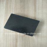 Película negra de calidad superior del fabricante de China hecha frente