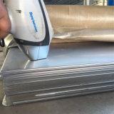 Finition miroir d'une épaisseur de tôle en acier inoxydable Tôles en acier 304 304L