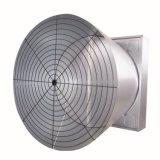 De gevogelte Gebruikte Ventilator van de Uitlaat van de Kegel van de Vlinder van het Staal Materiële