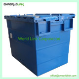 [90ل] صندوق شحن كبيرة مع مزلج [نستبل] بلاستيكيّة متحرّك [بّ] صندوق