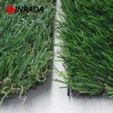 비 채우는 합성 뗏장 야구 조경 인공적인 잔디