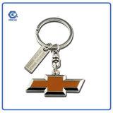 Автомобиль металла Keychain фабрики изготовленный на заказ новаторский с логосом OEM