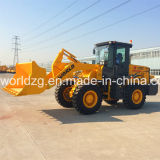 Optional Quick Hitch를 가진 3ton Wheel Loader