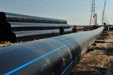 Línea de agua tubo del HDPE