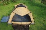 Swag di campeggio esterno della tela di canapa impermeabile di alluminio del Palo