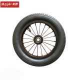 12.5X2.25 Mousse de PU pneu roue de la remorque de vélo
