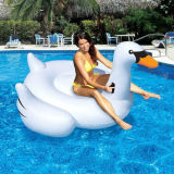Children와 Adult, PVC Swimming Pool Float를 위한 주문 Lovely Animal Shape Flamingo Inflatable Swim Rings