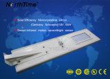 IP65容易なインストールSolarworldのパネル65Wの統合された太陽庭ライト