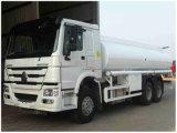 Vendita calda del camion del serbatoio di combustibile di HOWO 6X4