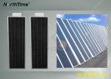 Hot Sale Rue lumière solaire LED intelligent avec Solarworld de bord