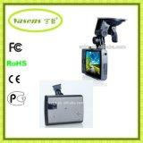 Enregistreur vidéo numérique à double caméra