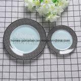 La Chine Poecelain populaires de la vaisselle de la plaque d'usine pour l'hôtel
