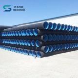 Tubi doppi dei soffietti dell'HDPE per drenaggio ed acque luride