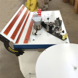 Directement et machine manuelle de bordure foncée de courbe
