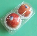 Kundenspezifischer transparenter freier Plastiknahrungsmittelbehälter (HAUSTIER 006)