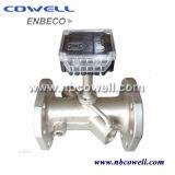 Salida 0-9V Sensor de caudal para aceite y agua