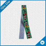 Nastro tessuto colori differenti usato per il contenitore regalo/di vestiti